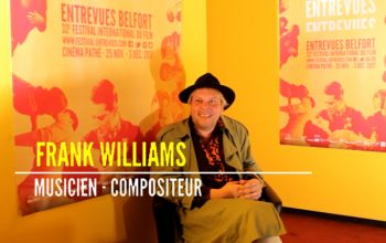 Interview de Frank Williams, musicien compositeur