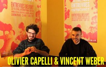 Interview d'Olivier Capelli et de Vincent Weber