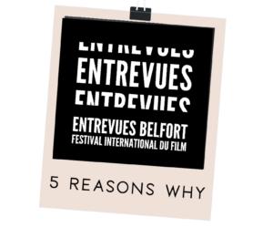 #5ReasonsWhy : Pourquoi s'intéresser à la section «Cinéma & Histoire» ?