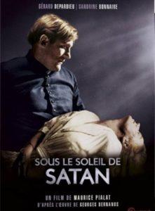 Affiche du film sous le soleil de satan
