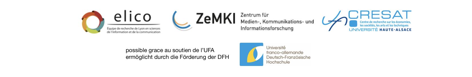 Milieux de communication franco-allemands / Deutsch-Französische Kommunikationsmilieus