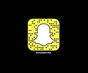 Le Jury Eurocks One+One a aussi son Snapchat !