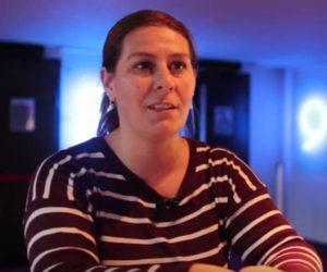 Interview d'Aurélie Amiel, projectionniste